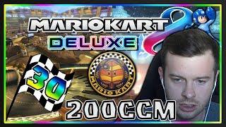 MARIO KART 8 DELUXE Part 30: Blatt-Cup 200ccm Deluxe mit Facecam
