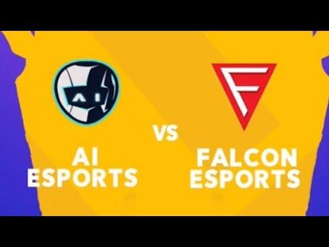 Ai Esports VS Falcon Esports Grand Final Game 1  