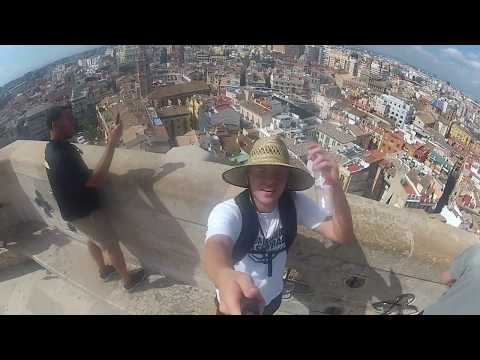 Oakland University men's basketball foreign trip to Spain