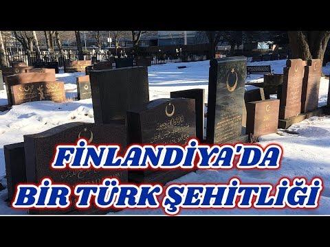 Finlandiyada Bir TÜRK Şehitliği - Kış Savaşı - Finlandiyada Yaşam