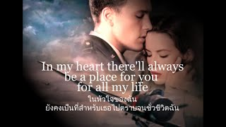 Baixar เพลงสากลแปลไทย #78# There You'll Be - [LOVE THEME FROM PEARL HARBOUR] - Faith Hill