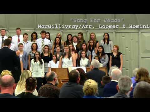 Requiem Mass Movie KHS Choral Director Nick McGraw Guest Conductor Dan Proctor 2013