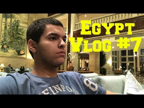 Egypt Vlog #7 Stella Di Mary Grand Hotel & Red Sea/Suez Canal