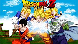 Dragon Ball Z - Battle of Gods Mugen by Kaioh Sama (With Download)