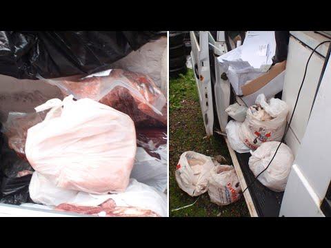 Fant 1420 kilo bedervet kjøtt. Slik avslørte Mattilsynet svindelen