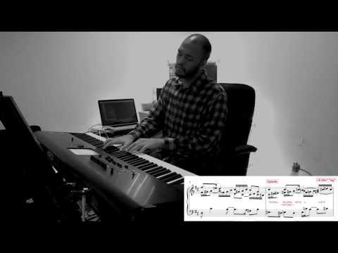 Fugue in B Minor: Largo - quasi chorale - by Vikram Shankar