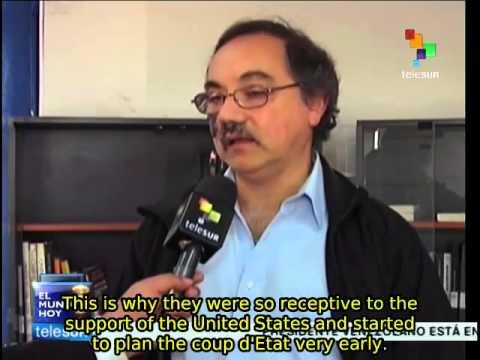 Chile also experienced economic warfare during Allende's gov't