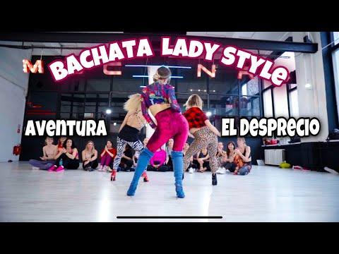 Aventura - El Desprecio / Bachata Lady Style / Dance choreography