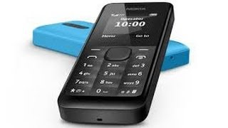 Nokia 105 Unboxing & Review