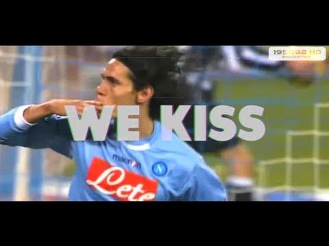 Edinson Cavani EC7 101 Goals SSC Napoli HD Welcome to PSG