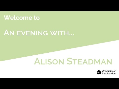 An Evening with Alison Steadman