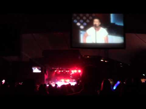 Counting stars - OneRepublic (live in Mountain View, CA - June 6, 2014)