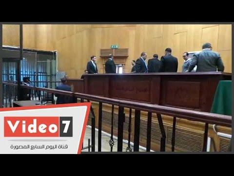 اليوم السابع : تأجيل محاكمة 3 متهمين بـ