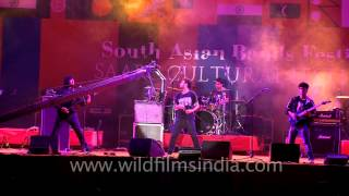 A Sizzling Night of Music in Delhi- South Asian Band Festival