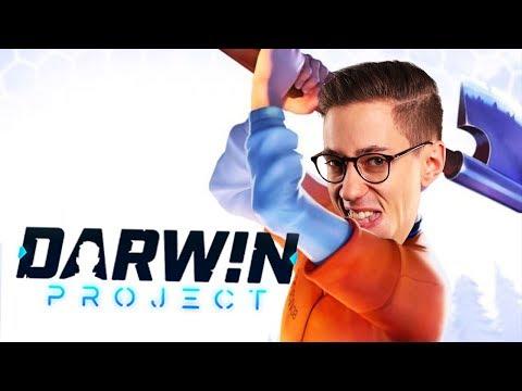 Axt innen Nacken   Darwin Project
