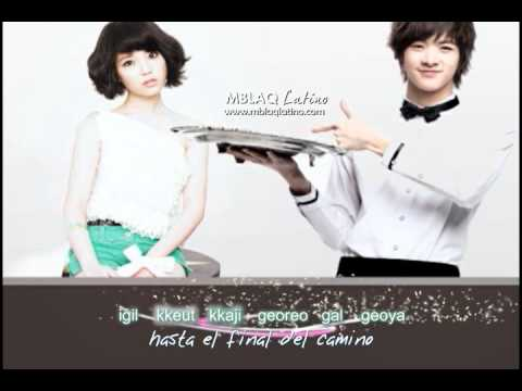 Thunder ft. IU [Merry Christmas In Advance] + sub+karaoke