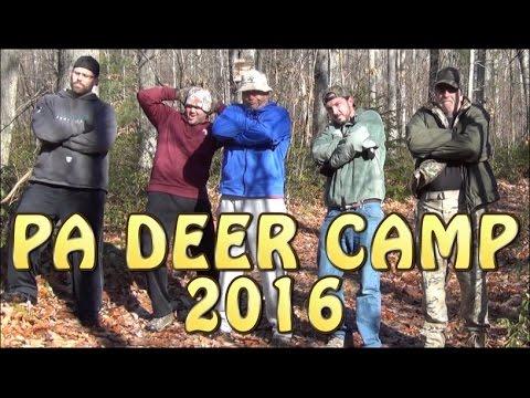 PA Deer Camp 2016