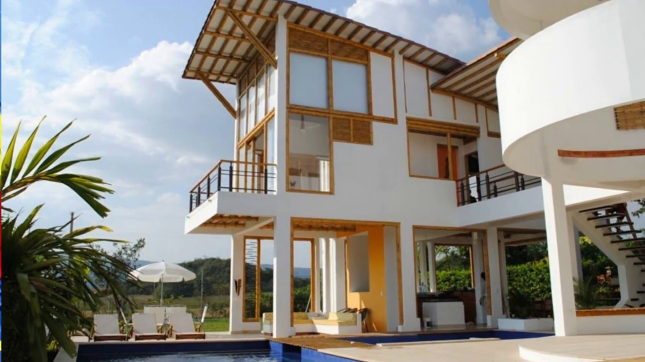 Arquitectura verde bamb guadua colombia zuarq for Arquitectos colombianos