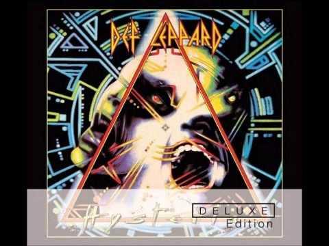 Def Leppard - Armageddon It (Nuclear Mix)