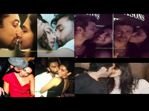 Bollywood Stars Who Were Kissing Each Other In Private But Cameras Followed!