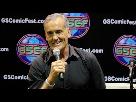 John Wesley Shipp The Flash At The Garden State Comic Fest!