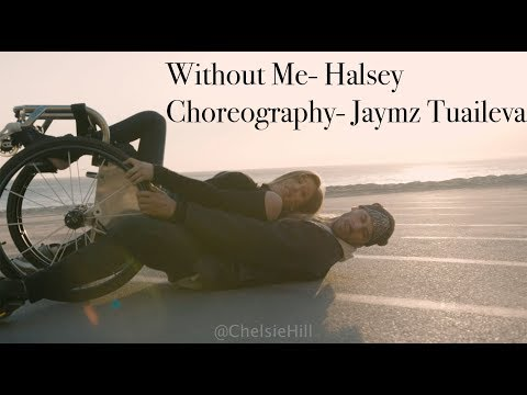 Chelsie Hill & Jaymz Tuaileva || Without Me By Halsey