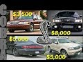 4 Cars That Feature Fords 4V COBRA ENGINE For UNDER $10K!!