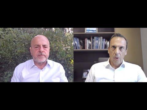 Captains of Greek Maritime Interview: Ioannis Alafouzos