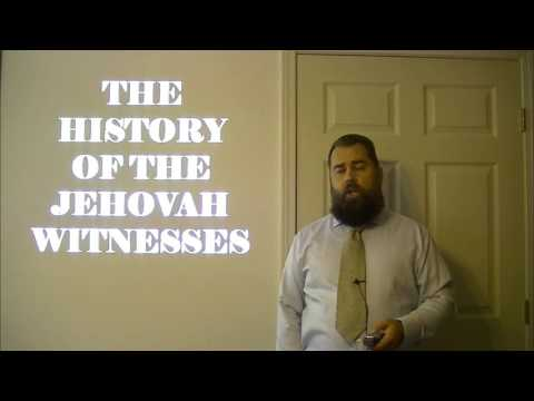 Why I am not a Jehovah