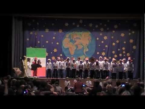 Weihnachtsmusical der Grundschule Essingen