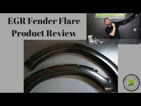 EGR Fender Flares for Dodge Ram 1500 Product Review