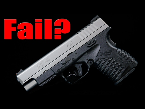 Springfield XDS 9mm 4.0 Review: Something Different?