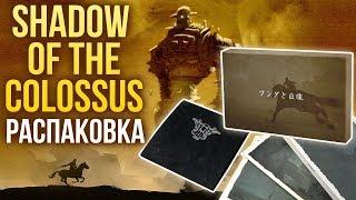 РАСПАКОВКА: Редкая пресс-версия Shadow of the Colossus