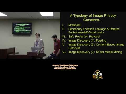 405 Protecting Visual Assets Digital Image Counter Surveillance Strategies Nikita Mazurov Kenneth Br