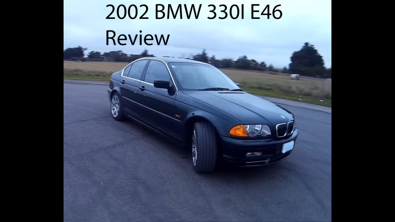 bmw 330i 2002 e46 owners review youtube. Black Bedroom Furniture Sets. Home Design Ideas