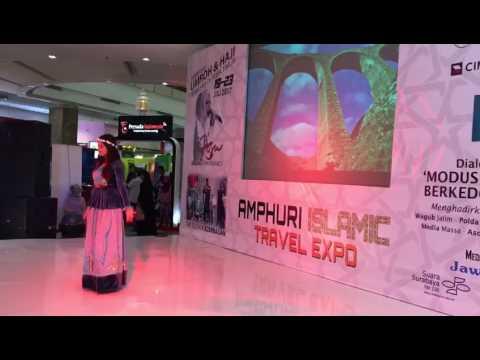 The First Uzundere Azerbaijan In Indonesia AMPHURI Islamic Travel Expo JATIM