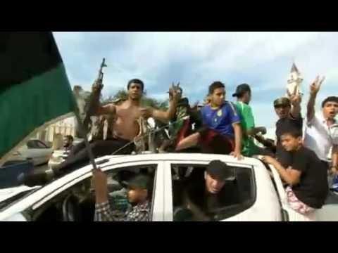 Moamar Gaddafi shot dead