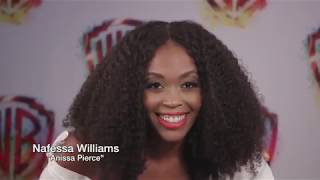 Comic-Con® 2017 Confessional: BLACK LIGHTNING #WBSDCC