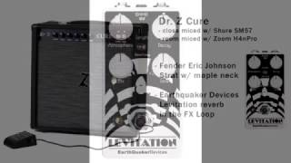 Dr. Z Cure - Demo with Earthquaker Devices Levitation reverb