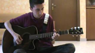 How you remind me acoustic mini cover nickelback