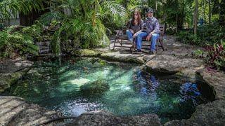 What's Killing The Koi Fish In Coconut Grove?