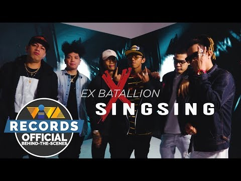 Ex Battalion - Singsing [Official MV Behind-The-Scenes]