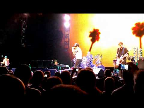 Red Hot Chili Peppers - Happiness Loves Company - Amway Center, Orlando, FL - 3/31/2012