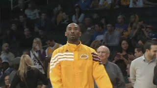 NBA - Décès de Kobe Bryant :