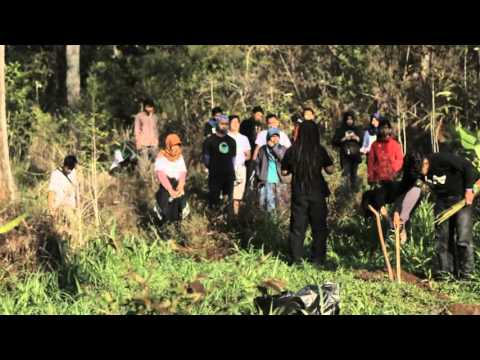 Art Music Camp - One Tree Myriads of Love - Bandung, Indonesia 2015