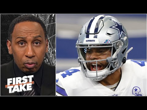 Dak is 'the face of America's team!' - Stephen A. doesn't get why Prescott hasn't signed a deal yet