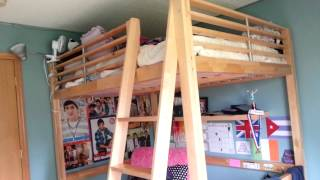 Ikea Loft Bed For Sale Video
