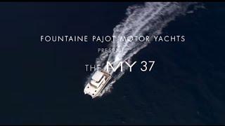 FOUNTAINE PAJOT MY 37 - NEW 2015 Power Catamaran