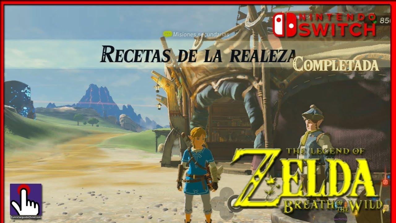 49+ Zelda recetas de la realeza inspirations