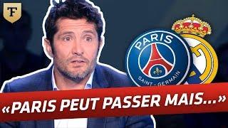 PSG - Real Madrid : Pour Lizarazu Paris se qualifiera si…